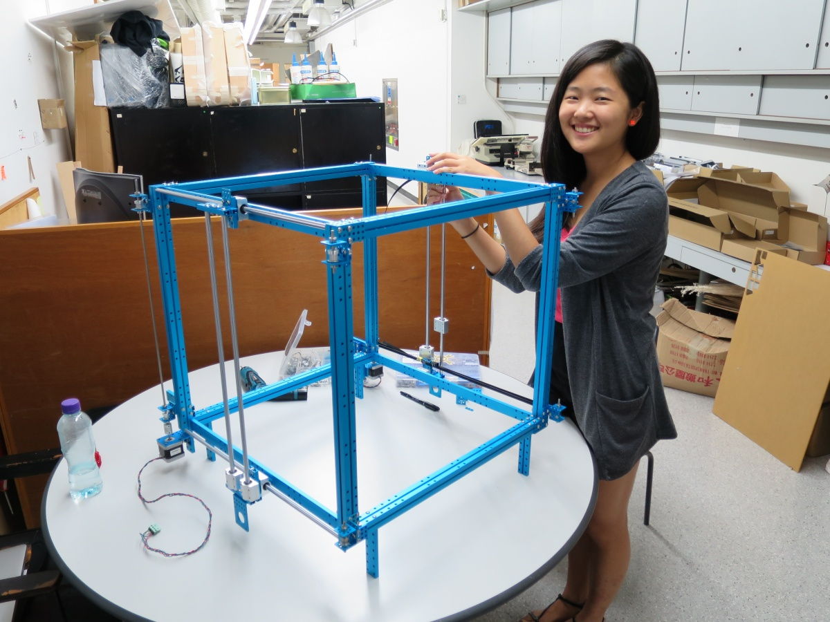 5 Axis Hotwire Cutter – Victor Leung